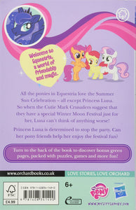 Princess Luna and the Winter Moon Festival