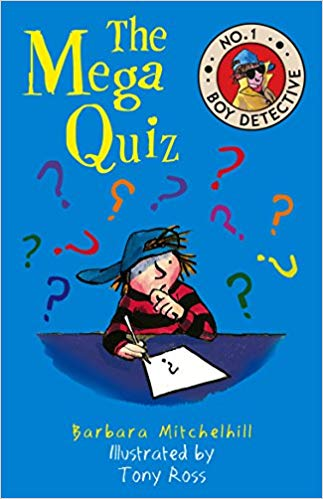 No. 1 Boy Detective: The Mega Quiz