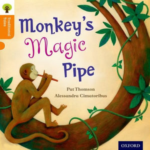 Monkey's Magic Pipe (Level 6)