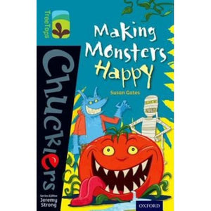 Making Monsters Happy (Level 9)