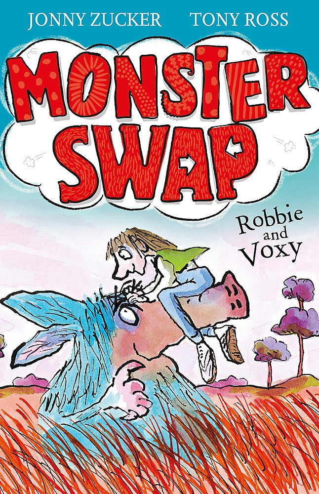 Monster Swap: Robbie and Voxy (#1)