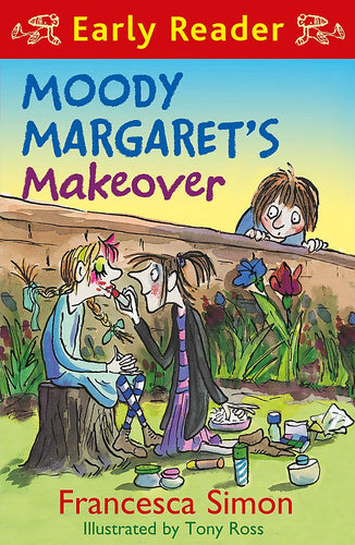 Moody Margaret's Makeover