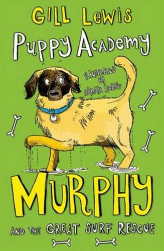 Puppy Academy: Murphy and the Great Surf Rescue (#4)