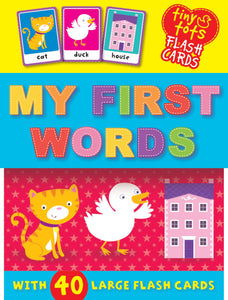 Tiny Tots Flashcards: My First Words