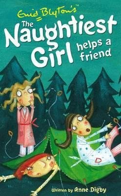 The Naughtiest Girl Helps a Friend (#6)