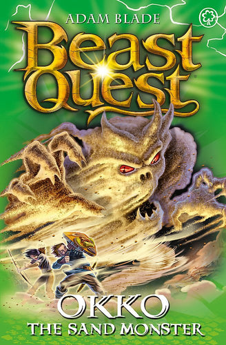 Beast Quest: Okko the Sand Monster (Series 17: Book 3)