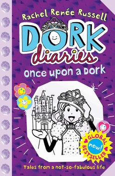 Dork Diaries: Once Upon a Dork (#8)