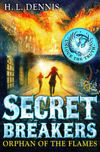 Secret Breakers: Orphan of the Flames (#2)
