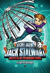 Secret Agent Jack Stalwart: The Puzzle of the Missing Panda (#7)