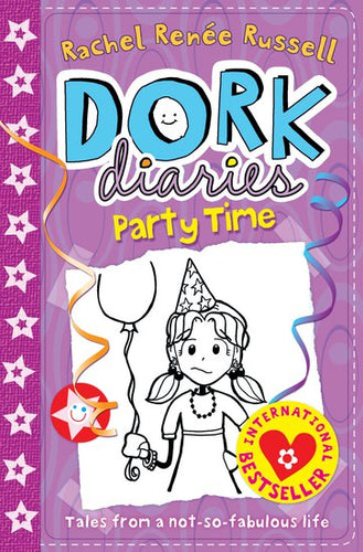 Dork Diaries: Party Time (Book #2)