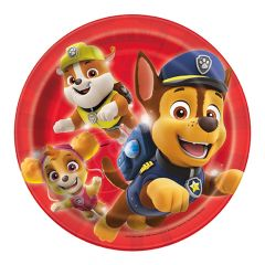 Paw Patrol Paper Dessert Plates (8 count)