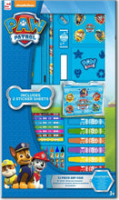 Load image into Gallery viewer, Nickelodeon's Paw Patrol: 52 Piece Art Case