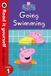Read it Yourself with Ladybird: Peppa Pig Going Swimming (Level 1)