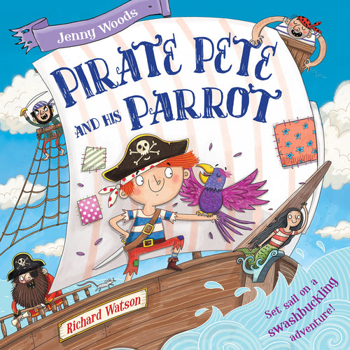 Pirate Pete and the Parrot