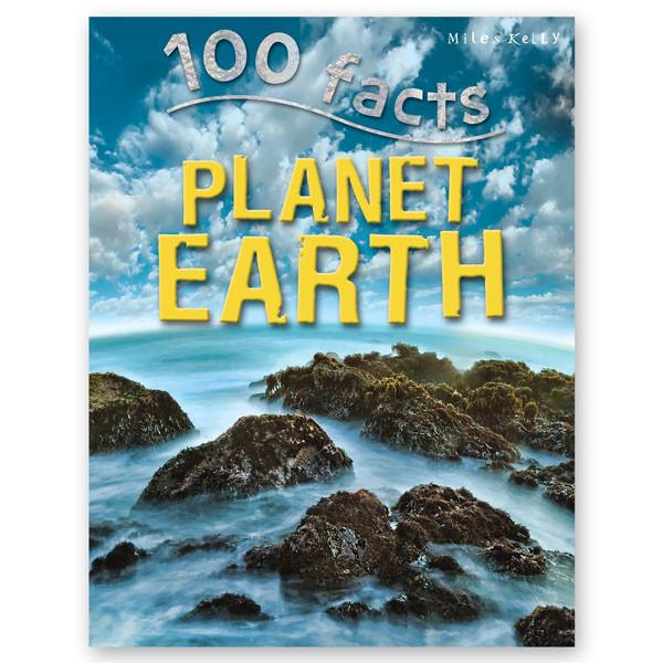 100 Facts Planet Earth
