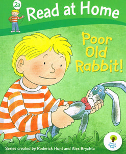 Read at Home: Poor Old Rabbit!