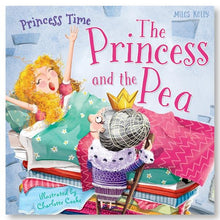Load image into Gallery viewer, Princess Time: The Princess and the Pea