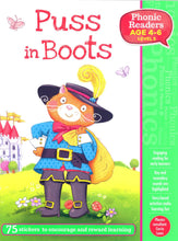 Load image into Gallery viewer, Puss in Boots (Phonic Readers: Level 3)