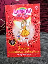Load image into Gallery viewer, Rainbow Magic: Natalie the Christmas Stocking Fairy