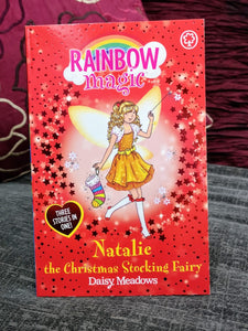 Rainbow Magic: Natalie the Christmas Stocking Fairy