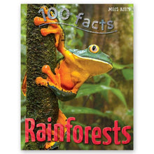 Load image into Gallery viewer, 100 Facts Rainforests