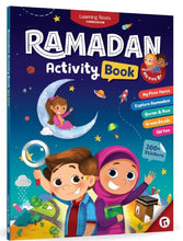 Load image into Gallery viewer, Ramadan Activity Book (Big Kids)