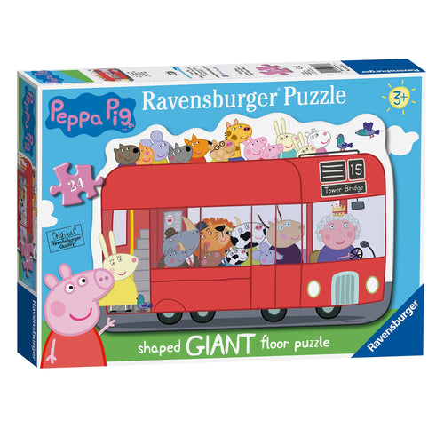 Peppa Pig: London Fun: Giant Floor Puzzle (3 years+)
