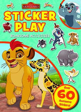 Load image into Gallery viewer, Disney Sticker Play: Roarsome Activities