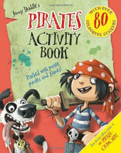 Load image into Gallery viewer, Jonny Duddle's Pirates Activity Book