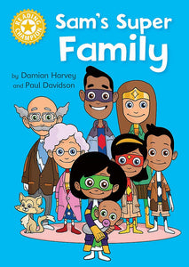 Sam's Super Family (Yellow 3)