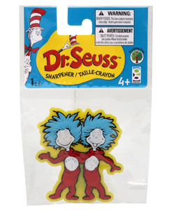 Dr. Seuss Pencil Sharpeners