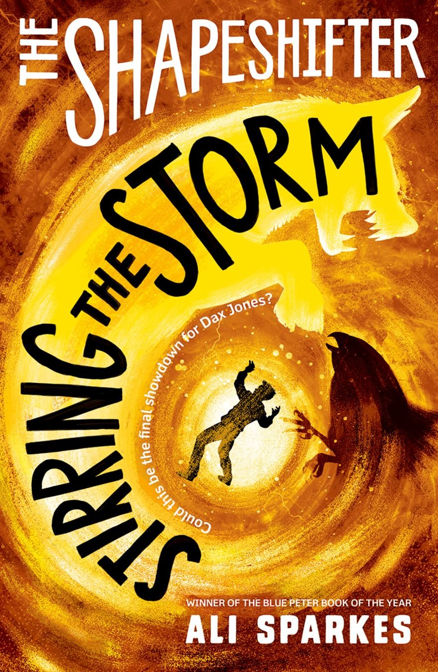 The Shapeshifter: Stirring the Storm (#5)