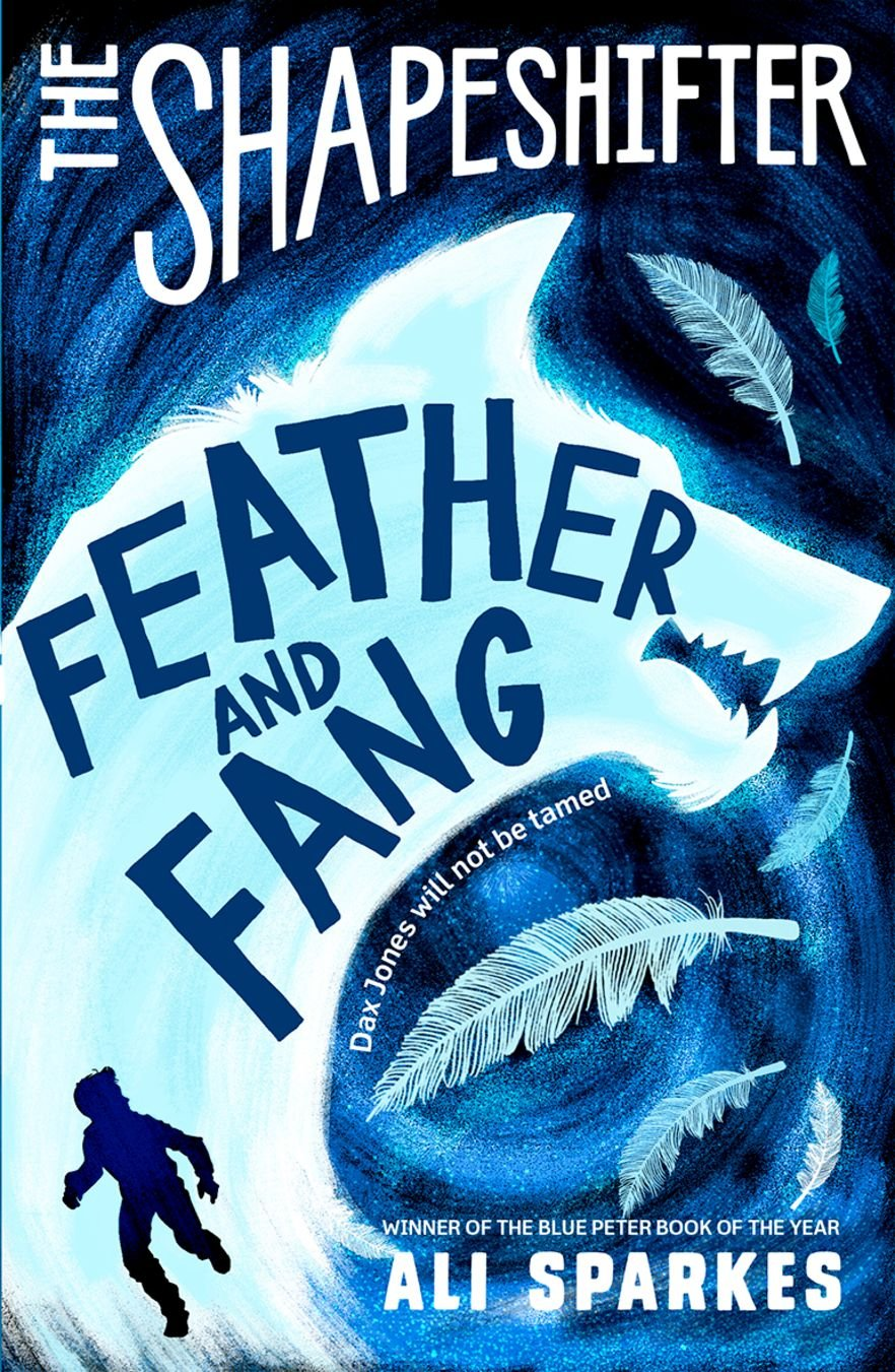 The Shapeshifter: Feather and Fang (#6)