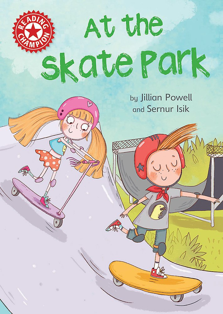 At the Skate Park (Red 2)