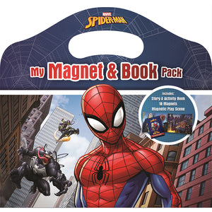 Marvel's Spider-Man: My Magnet & Book Pack