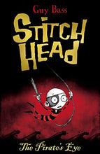 Load image into Gallery viewer, Stitch Head: The Pirate's Eye (#2)