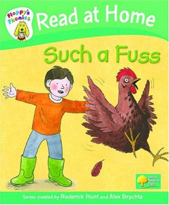 Read at Home: Such a Fuss