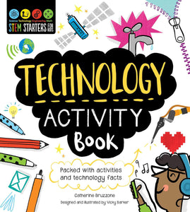 STEM Starters for Kids: Technology Activity Book