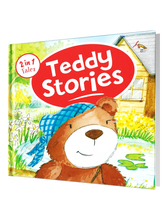 Load image into Gallery viewer, 2 in 1 Tales: Teddy Stories