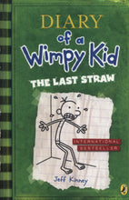 Load image into Gallery viewer, Diary of a Wimpy Kid: The Last Straw (#3)