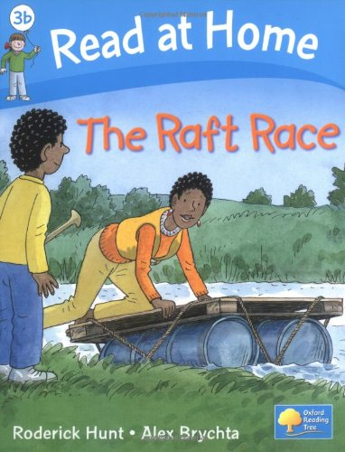 Read at Home: The Raft Race