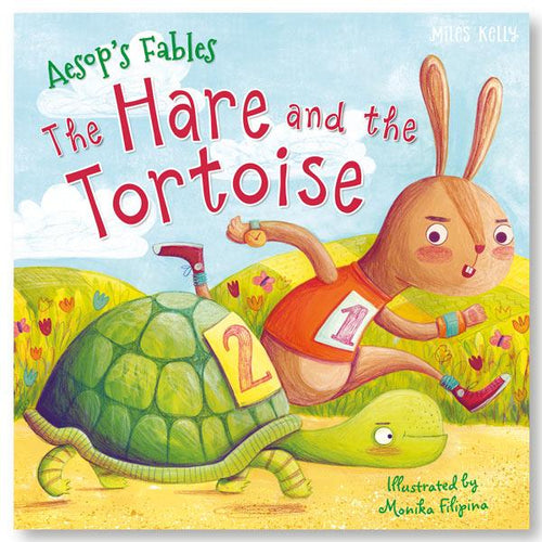 Aesop's Fables: The Hare and the Tortoise