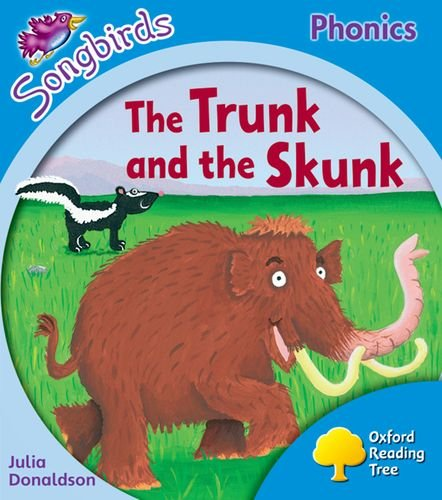 Songbirds: The Trunk and the Skunk (Level 3)