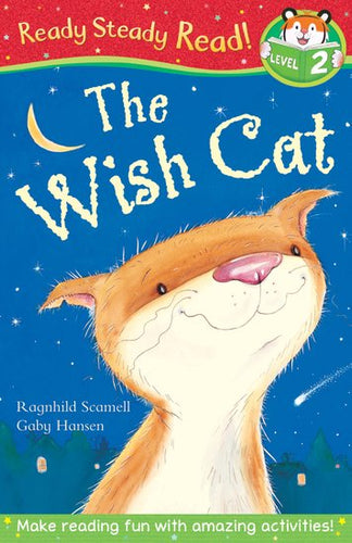 Ready for Reading! The Wish Cat (Level 2)
