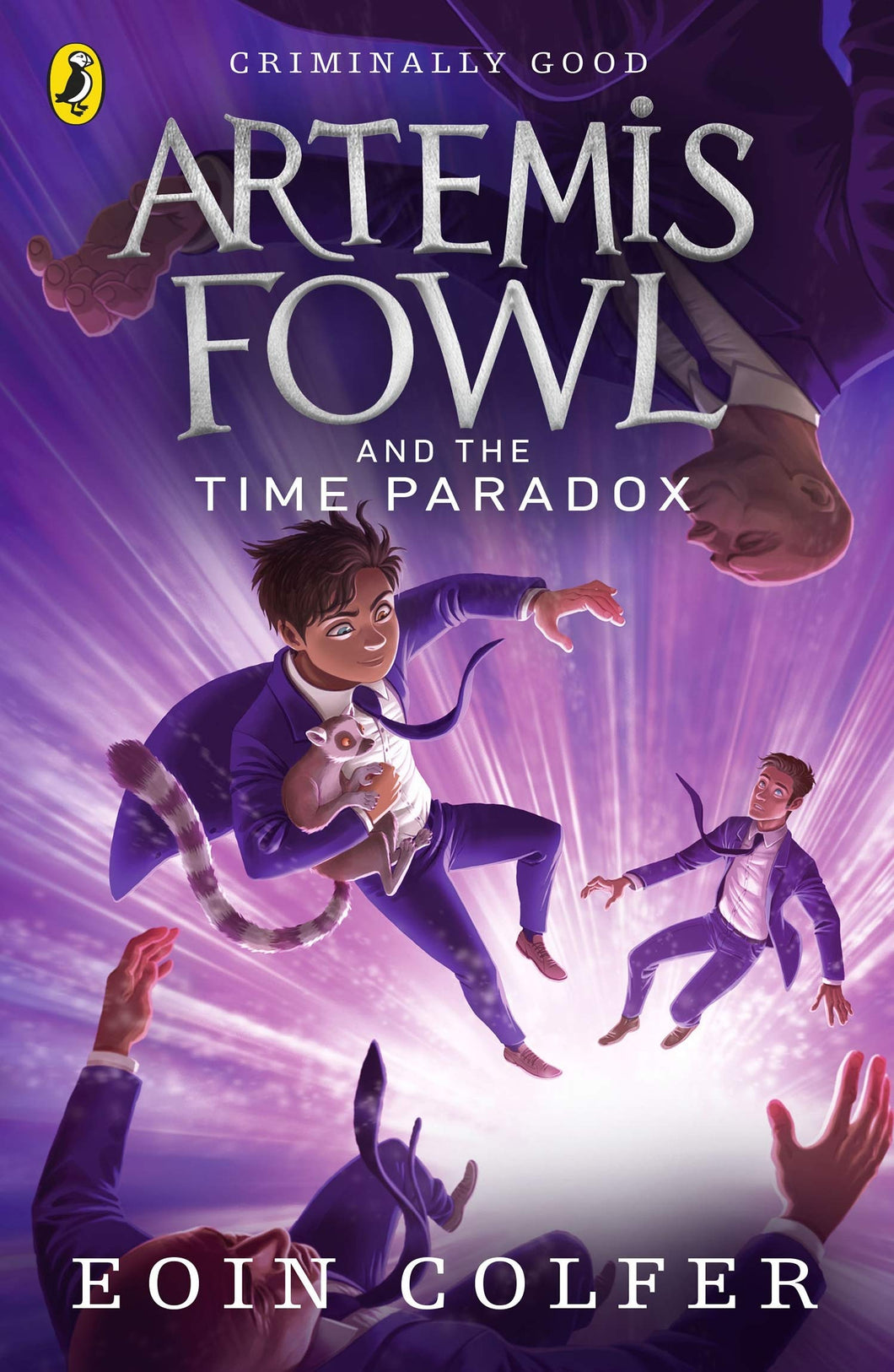 Artemis Fowl and the Time Paradox (#6)