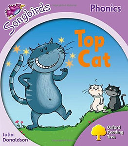 Songbirds: Top Cat (Level 1+)