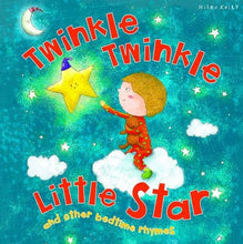 Load image into Gallery viewer, My Rhyme Time: Twinkle Twinkle Little Star and other bedtime rhymes