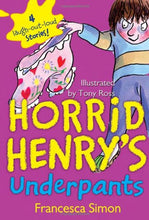 Load image into Gallery viewer, Horrid Henry's Underpants
