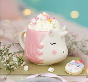 Sass & Belle - Rainbow Unicorn Mug