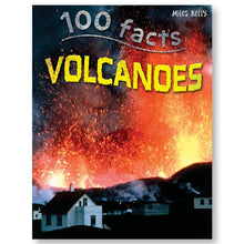 Load image into Gallery viewer, 100 Facts Volcanoes